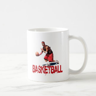Streetball Dribble Coffee Mug
