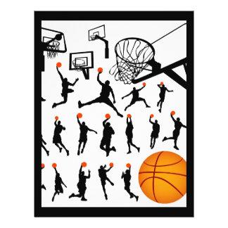 "streetball folleto 8.5"" x 11"""