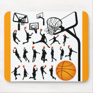 streetball mouse pad