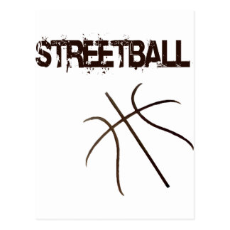 Streetball Postales