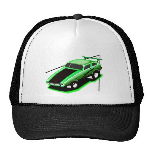 StreetCar Racer Truckers Cap Trucker Hat