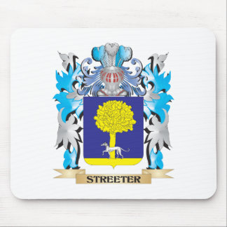 Streeter Coat of Arms - Family Crest Mouse Pad
