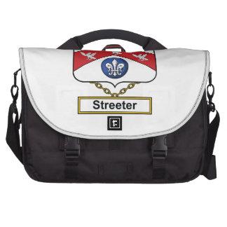 Streeter Family Crest Commuter Bag