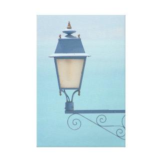Streetlamp Canvas Print
