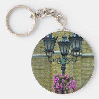 Streetlamp Keychain