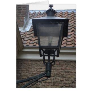 Streetlight, Delft Card
