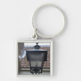 Streetlight, Delft Keychain