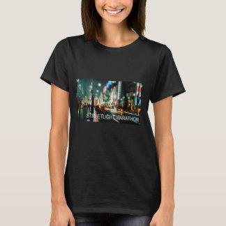 Streetlight Marathon Modern Ladies T-Shirt
