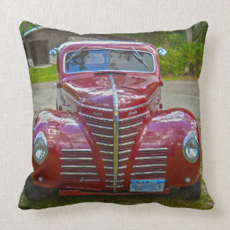 Streetrod Hear Me Roar Pillow