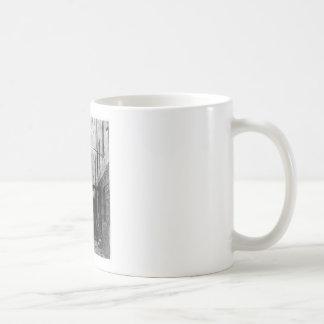 Streets of Glasgow Scotland 1868 Coffee Mugs