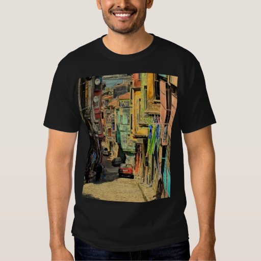 Streets of Istanbul Tee Shirt