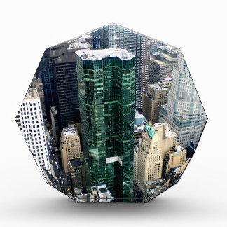 Streets Of Manhattan Award