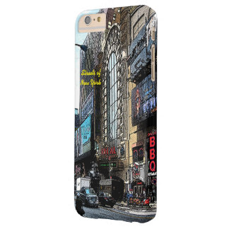 Streets of New York iPhone 6 Plus case