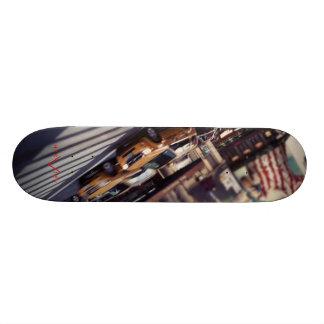 Streets of New York Skateboard Deck