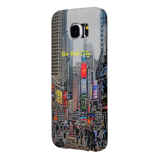 Streets of NYC Galaxy cover
