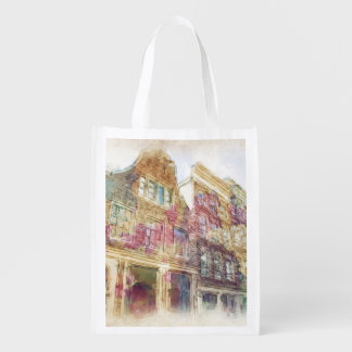 Streets of Old Amsterdam Market Totes