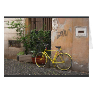 Streets of Rome (Blank) Stationery Note Card