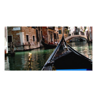 Streets of Venice Card