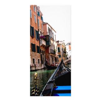 Streets of Venice Rack Card