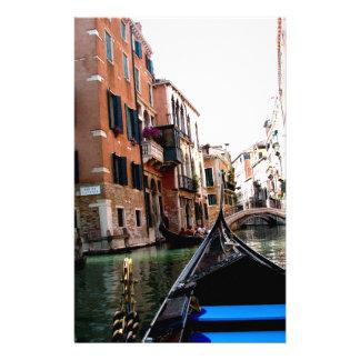Streets of Venice Stationery