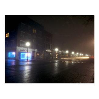 Streetscape IV  - Greenfield as Paris Postcard