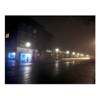 Streetscape IV - Pradera como París Postales