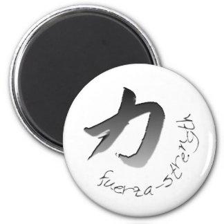 Strength 2 Inch Round Magnet