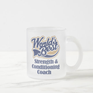 Strength and Conditioning Coach Gift Coffee Mugs