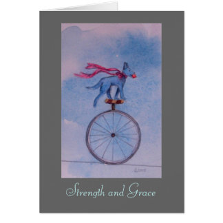 Strength and Grace Card