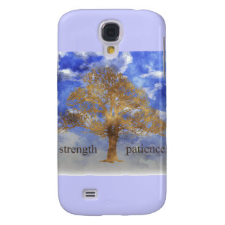 STRENGTH AND PATIENCE TREE SAMSUNG GALAXY S4 CASE