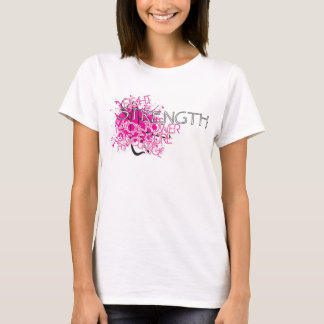 Strength- Breast Cancer T-Shirt