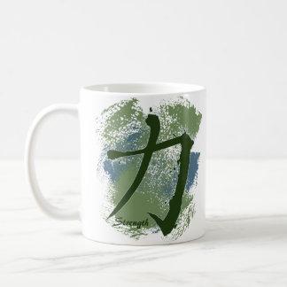 Strength Coffee Mugs