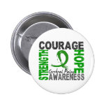 Strength Courage Hope Cerebral Palsy Buttons