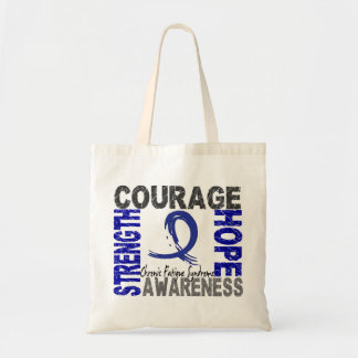 Strength Courage Hope CFS Tote Bag