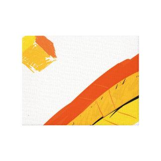 Strength Cube Canvas Print