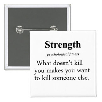 Strength Definition Pin