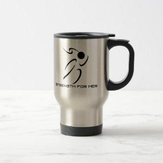 Strength for Her Travel Mug