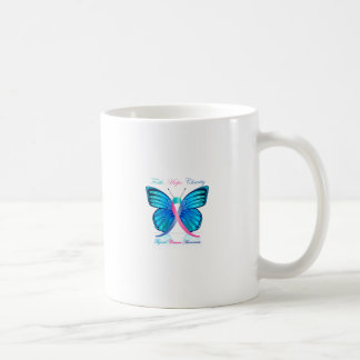 Strength Hope and Charity Coffee Mug