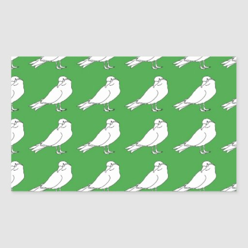 Strength In Green Numbers Sticker