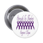 Strength In Numbers Lupus Button
