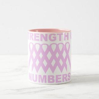 Strength In Numbers Mug