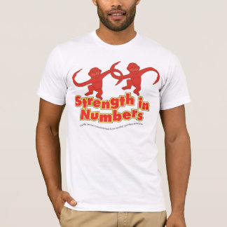 Strength in Numbers T-shirt