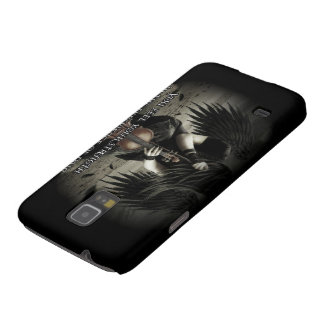 """""""Strength In Pain"""" Angel Galaxy S5 Case"""