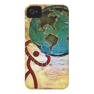 Strength iPhone 4 Cover