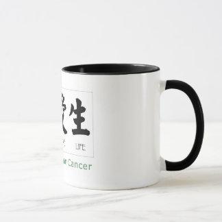 Strength Love Life: Stronger Than Cancer Mug