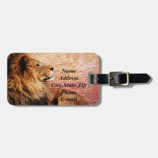 Strength_Luggage Tag