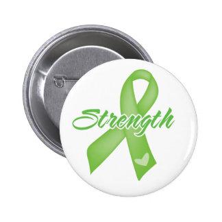 Strength - Lymphoma Button