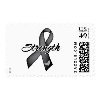Strength - Melanoma Stamps