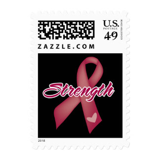 Strength - Multiple Myeloma Stamp