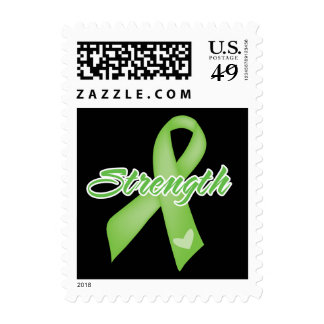 Strength - NonHodgkins Lymphoma Stamps